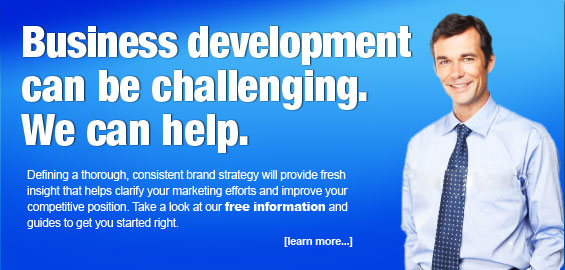 Business development can be challenging. We can help.